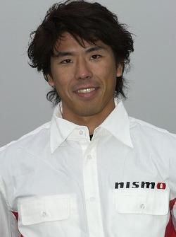 Présentation de l'équipe Nissan Dessoude : Jun Mitsuhashi