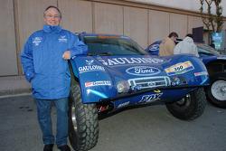 Jean-Louis Schlesser - Schlesser-Ford Raid