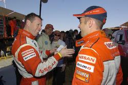 Colin McRae and Giniel De Villiers