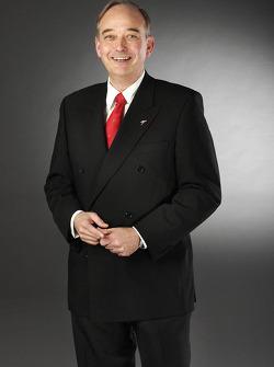 John Howett, President Toyota Motorsport GmbH