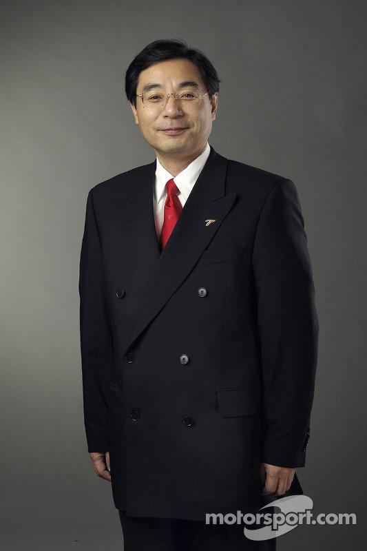 Keizo Takahashi, Direktör Technical Coordination Toyota Motorsport GmbH