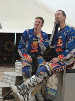 Chris Blais and Kellon Walch