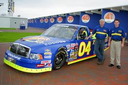 Bobby Hamilton Racing presentation