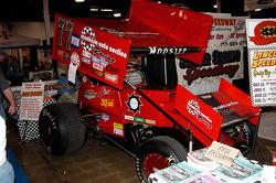 Al Hamilton's #77 Super Sprinter.  Greg Hodnett at the wheel this year.