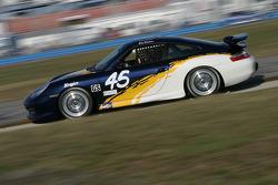 #45 Autometrics Motorsports Porsche 996: Cory Friedman, Brian Bailey