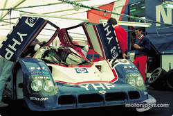 #25 Nissan R90CP did not start: Kenny Acheson, Olivier Grouillard, Martin Donnelly