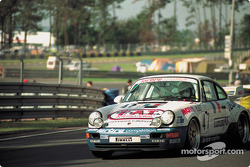 #47 Monaco Media International Porsche 911 Carrera RSR: JoÃ«l Gouhier, Dominique Dupuy, Jürgen Barth
