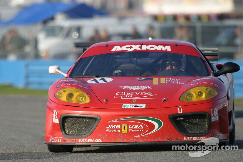 #11 JMB Racing USA Ferrari 360 Challenge: Matt Plumb, Peter Boss, Jim Michaelian, David Gooding
