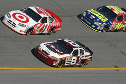 Casey Mears, Dale Earnhardt Jr. and Greg Biffle