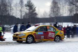 Jussi Valimaki and Tero Gardemeister