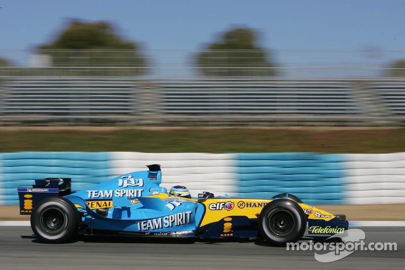 Rückblick: Renault 2005