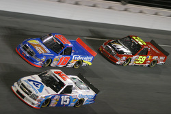 Kerry Earnhardt, Chase Montgomery and Robert Pressley