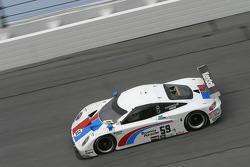 #59 Brumos Racing Porsche Fabcar: Hurley Haywood, JC France, Mike Rockenfeller, Timo Bernhard, Romain Dumas