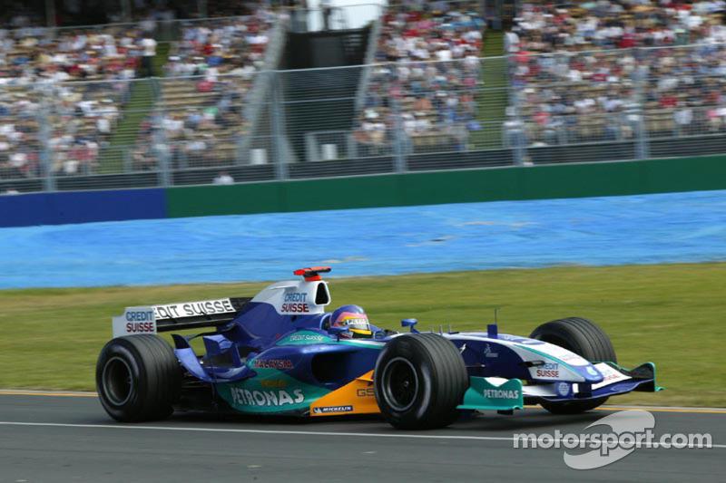 2005: Sauber-Ferrari C24