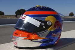 Helmet of Neel Jani
