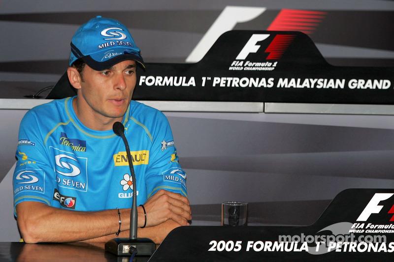 Conferencia de prensa FIA jueves: Giancarlo Fisichella