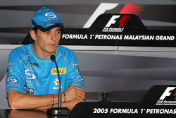 FIA Thursday press conference: Giancarlo Fisichella