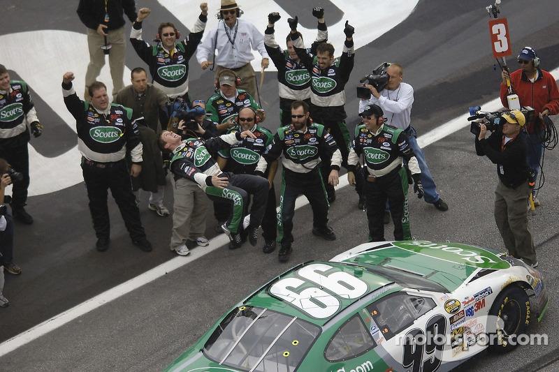 Atlanta 2005: Der 1. Backflip als Cup-Pilot