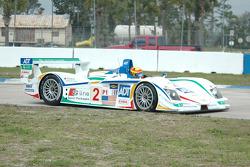 #2 ADT Champion Racing Audi R8: Frank Biela, Emanuele Pirro, Allan McNish