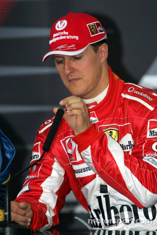 Conferencia de prensa FIA del sábado: Michael Schumacher
