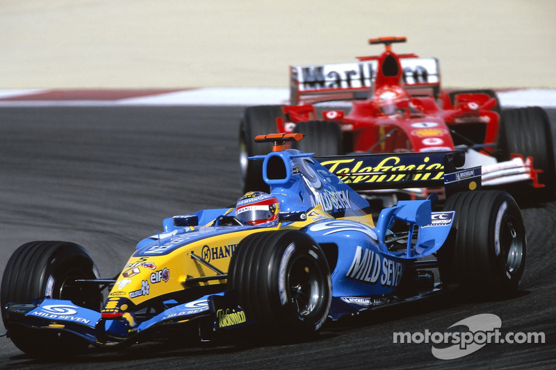 2005 : Grand Prix de Bahreïn