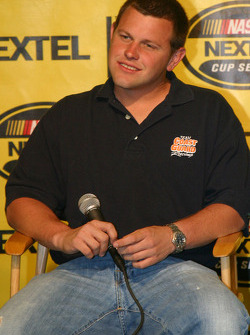 Press conference: Justin Labonte
