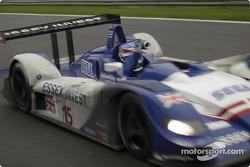 Race winner #15 Zytek Motorsport Zytek 04S: Hayanari Shimoda, John Nielsen, Casper Elgaard