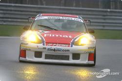 #79 JP Racing Porsche 996 GT3 RS: Jens Petersen, Niki Leutwiller, Jan-Dirk Lueders