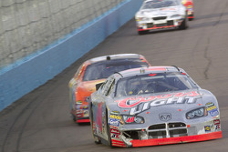 Sterling Marlin and Tony Stewart