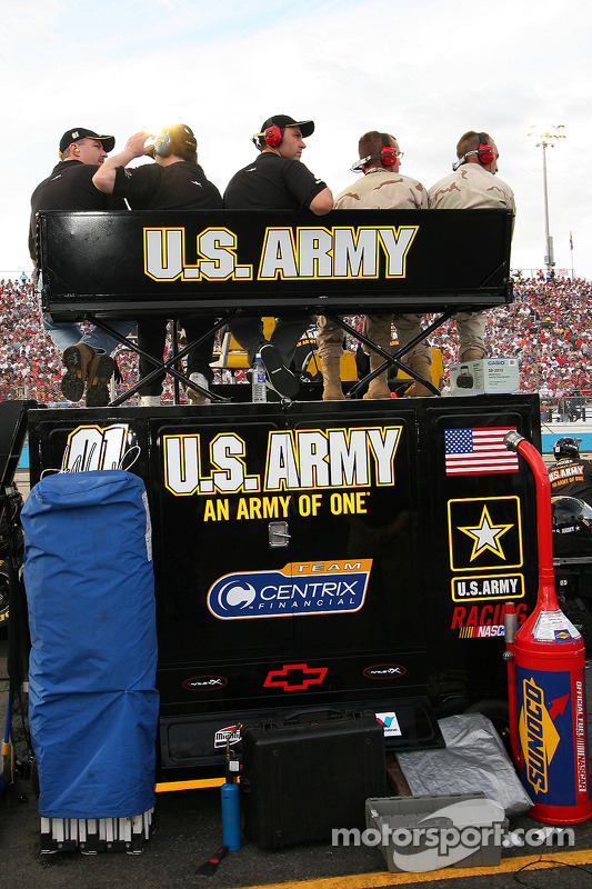 Le stand U.S. Army