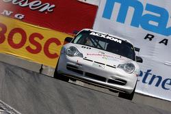 #80 Synergy Racing Porsche GT3 Cup: Craig Stanton, David Murry