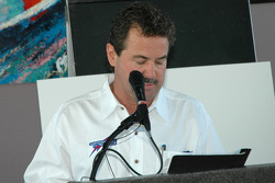 GM Racing-TRG press conference: Kevin Buckler, TRG owner