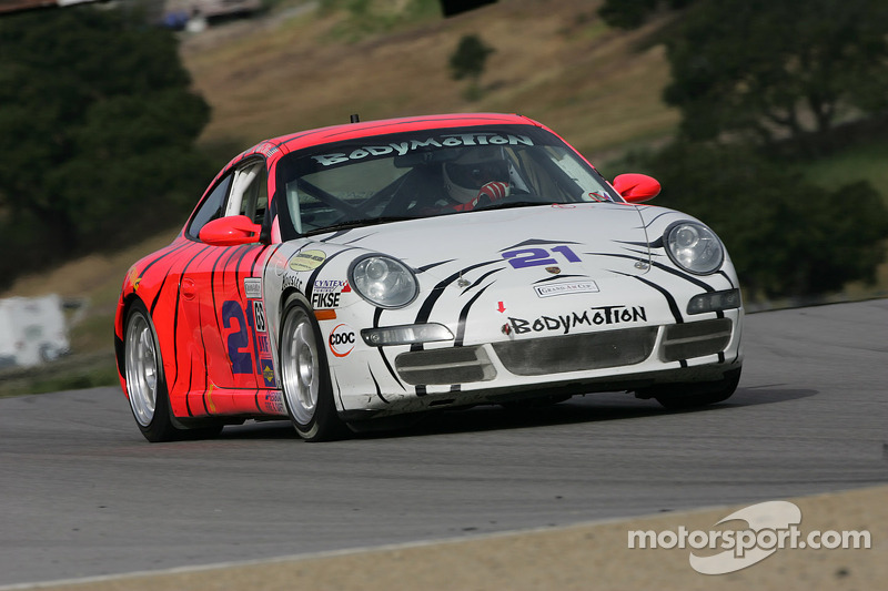 Bodymotion Racing Porsche 997 : Michael Ellis, Michael Bavaro