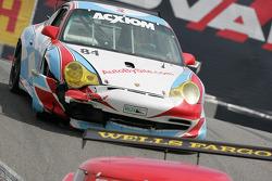 #81 Synergy Racing Porsche GT3 Cup: Mae Van Wijk, David Murry