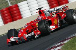 Rubens Barrichello, Ferrari F2005