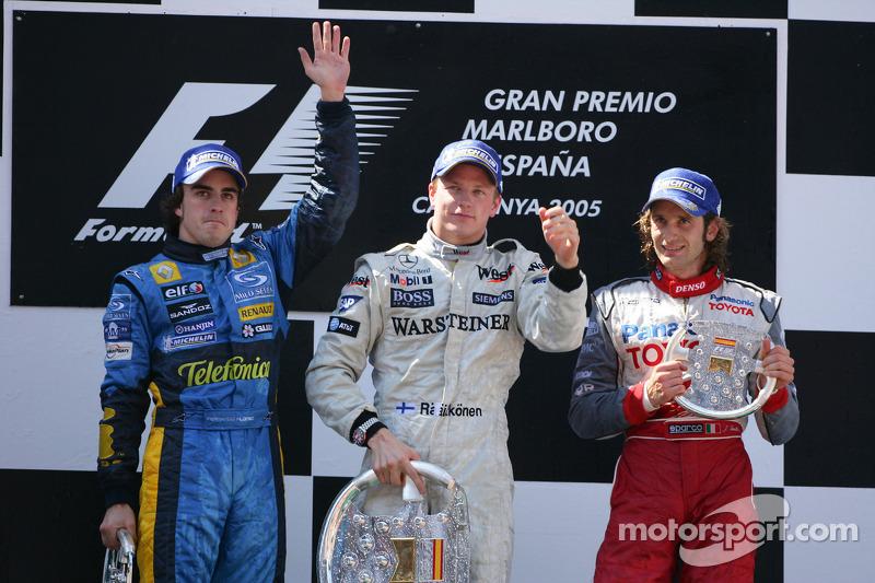 Grand Prix von Spanien 2005 in Barcelona: Sieger