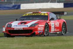 #11 Larbre Compétition Ferrari 550 M Maranello: Fabrizio Gollin, Gabriele Gardel