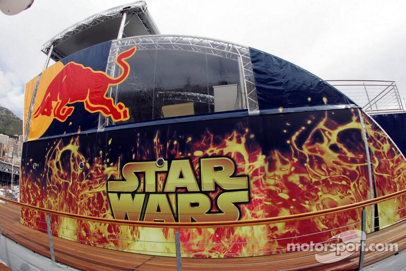 Energy Station von Red Bull