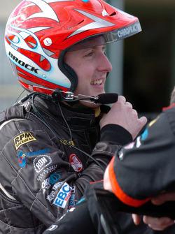 James Brock, son of racing legend Peter Brock runs his own team