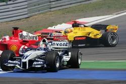 Mark Webber fuera de la carrera