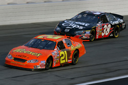 Kevin Harvick and Tyler Walker
