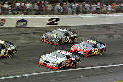 Bobby Labonte, Jeff Gordon and Mike Bliss