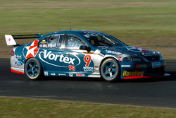 Russell Ingall in action