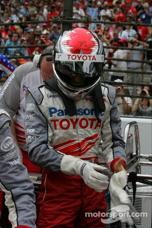 Jarno Trulli no grid