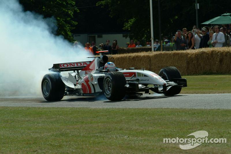 #106 BAR Honda 006 de 2004 : Jenson Button