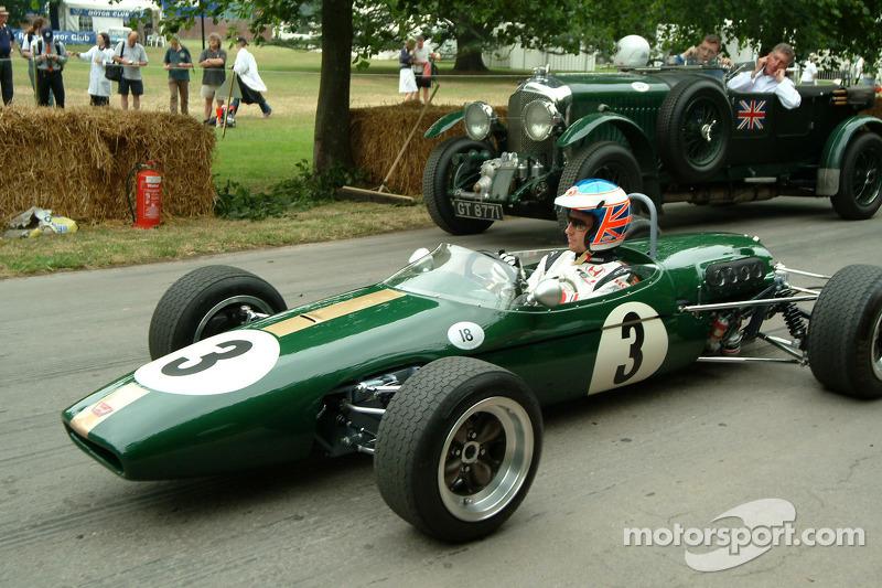 #18 1966 Brabham-Honda BT18, class 6: Jenson Button
