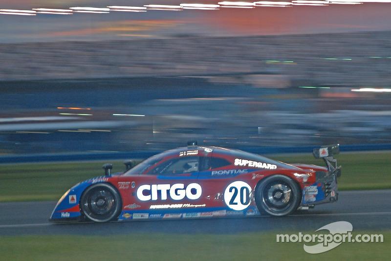 CITGO - Howard - Boss Motorsports Pontiac Crawford : Andy Wallace, Tony Stewart