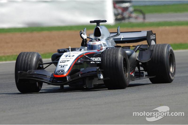 2005. Переможець: Хуан-Пабло Монтойя, McLaren-Mercedes