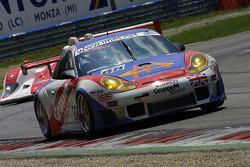 #88 Gruppe M Racing Porsche 996 GT3 R: Jonathan Cocker, Tim Sugden