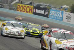 #94 Autometrics Motorsports Porsche GT3 Cup: Tom Soriano, Bransen Patch, Jay Brown